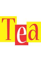 Tea errors logo
