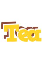 Tea hotcup logo