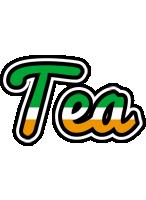 Tea ireland logo