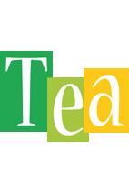 Tea lemonade logo