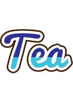 Tea raining logo