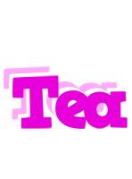 Tea rumba logo