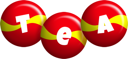 Tea spain logo