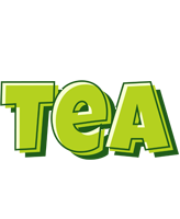 Tea summer logo