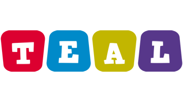 Teal daycare logo