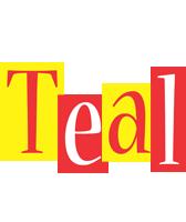 Teal errors logo
