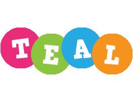 Teal friends logo