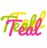 Teal sweets logo