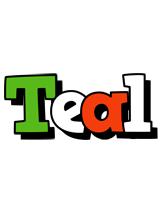 Teal venezia logo