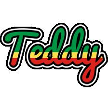 Teddy african logo