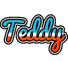 Teddy america logo