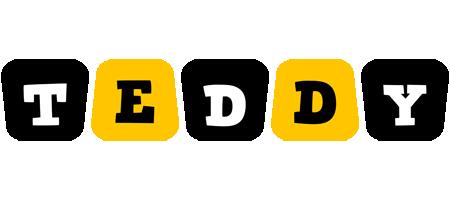 Teddy boots logo
