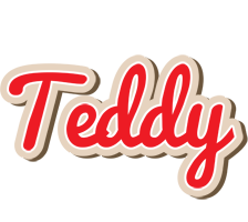 Teddy chocolate logo