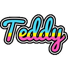 Teddy circus logo