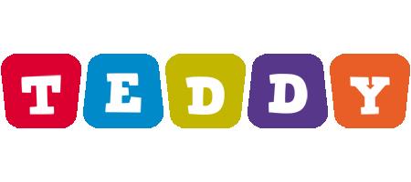 Teddy daycare logo