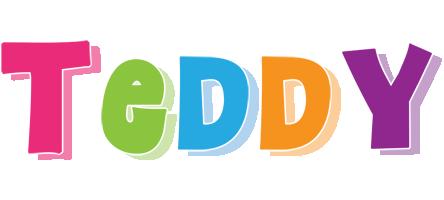 Teddy friday logo