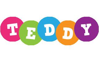 Teddy friends logo