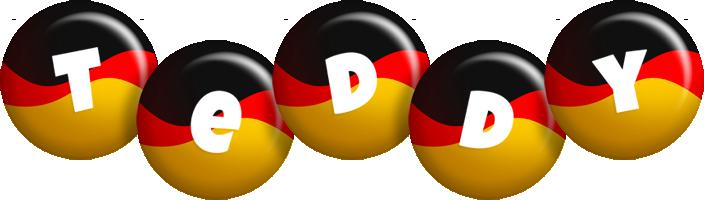 Teddy german logo