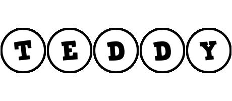 Teddy handy logo