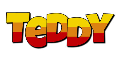 Teddy jungle logo