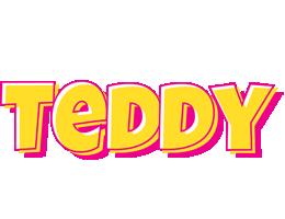 Teddy kaboom logo