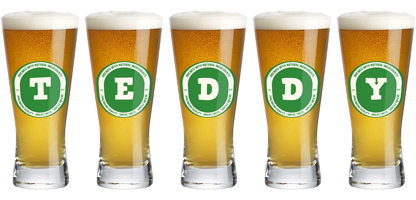 Teddy lager logo
