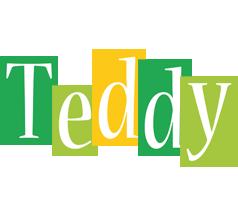 Teddy lemonade logo