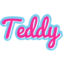 Teddy popstar logo
