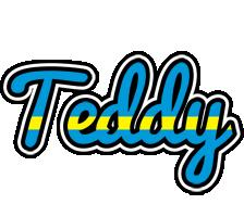 Teddy sweden logo