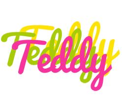 Teddy sweets logo