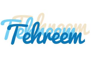 Tehreem breeze logo