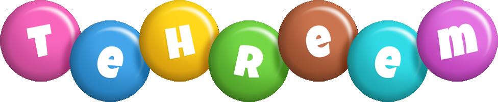 Tehreem candy logo
