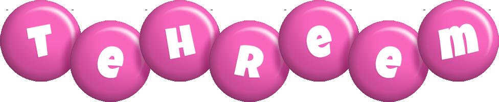 Tehreem candy-pink logo