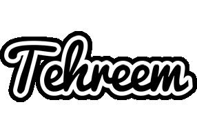 Tehreem chess logo