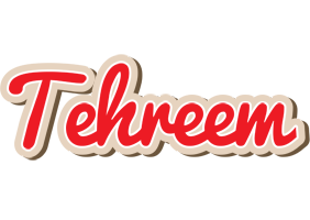 Tehreem chocolate logo