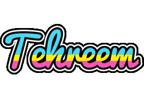 Tehreem circus logo