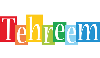 Tehreem colors logo