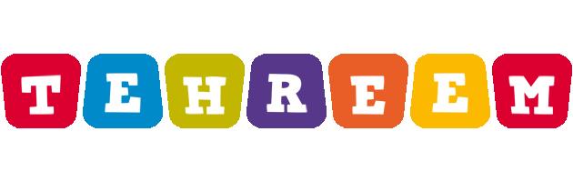 Tehreem daycare logo
