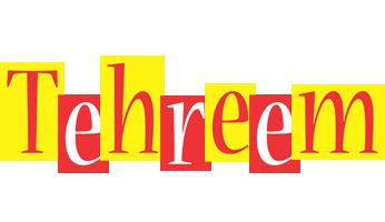 Tehreem errors logo
