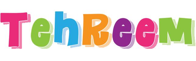 Tehreem friday logo