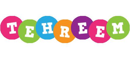 Tehreem friends logo