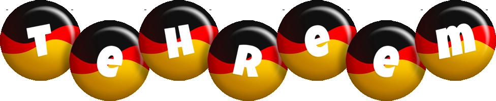 Tehreem german logo