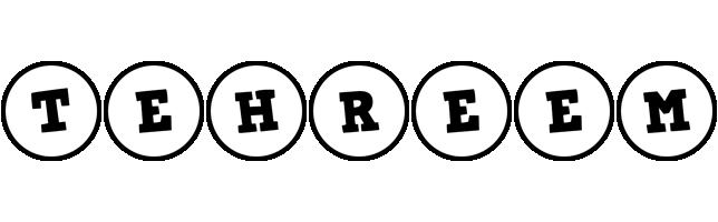 Tehreem handy logo
