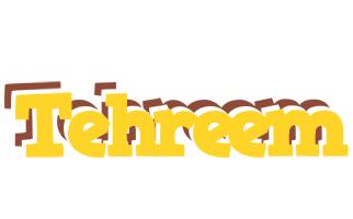 Tehreem hotcup logo