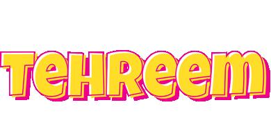 Tehreem kaboom logo