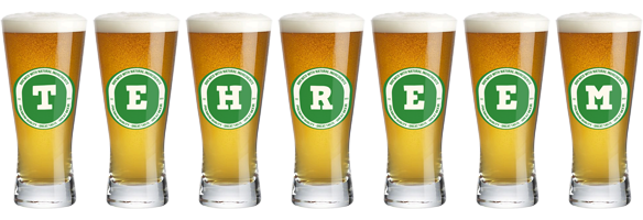 Tehreem lager logo
