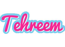 Tehreem popstar logo