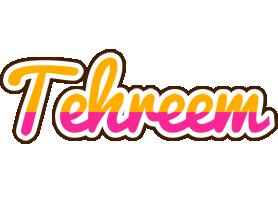 Tehreem smoothie logo