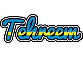 Tehreem sweden logo