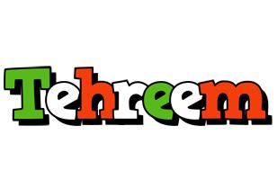 Tehreem venezia logo